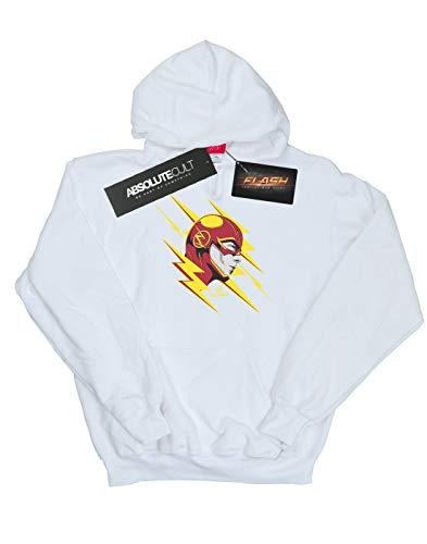 Capucha Mujer Flash Comics Lightning Dc Blanco Portrait The txYwd5F 0f8db823c49