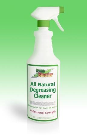 Degreasing Sprayer - Green Blaster Products GBDG32 All Natural Heavy Duty Degreasing Cleaner 32oz Sprayer