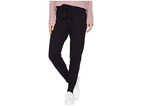 - Splendid Women's Cashmere Blend Jogger, Black, S