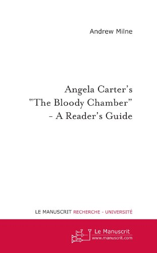 angela carter the bloody chamber essays Below is an essay on happy-ever-after endings in the bloody chamber in examples of band 6 essays that many of angela carter's happy ever after.