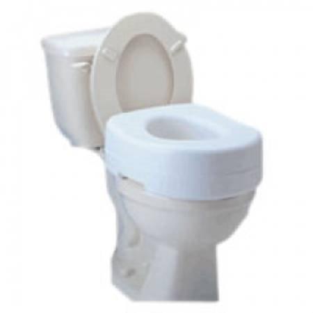 Seat Toilet Raised 5'' - Item Number FGB302C0 0000 - 1 Each / Each -
