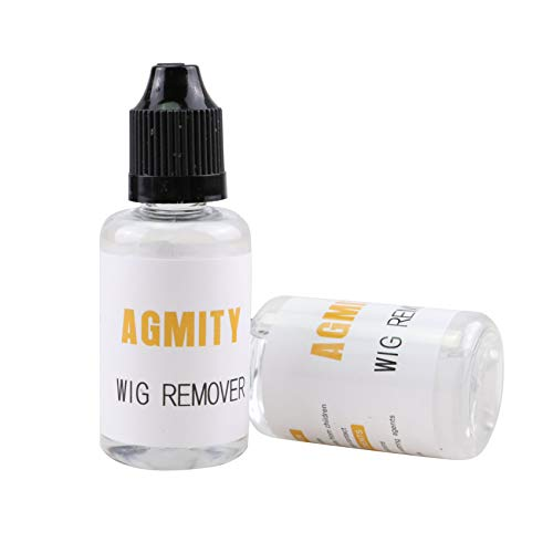AGMITY Tape Extension Remover 30ml Wig Remover Spray for Lace Glue, Hair Extension Tape Remover, Tape in Extension…