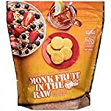 Monk Fruit In The Raw Sweetener, 4.8 Ounce Bag (Pack of 2)