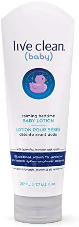 Baby Lotion: Live Clean