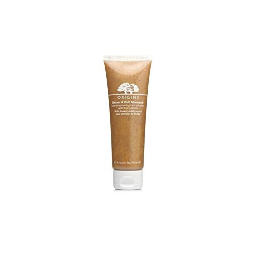 Origins Never A Dull Moment Skin-Brightening Face Polisher With Fruit Extracts 125ml (Pack of 6)