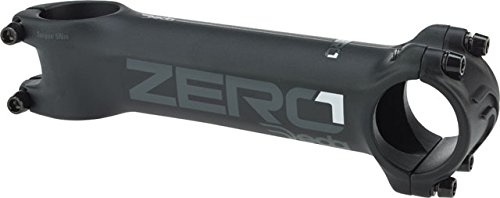 Deda Elementi Zero1 Stem: 120mm +/- 6 Degree Matte Black MY17 (Deda Logo Stem)