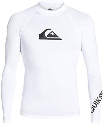 Quiksilver Mens Sleeve Rashguard Protection product image