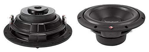 "2) Rockford Fosgate R2 R2SD4-10 10"" 800W Car Shallow/Slim Subwoofers Subs Audio"