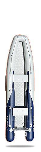 Cheap Gala Foldable Inflatable 12'6″ Long Canoe