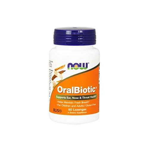 NOW Supplements OralBiotic Developed