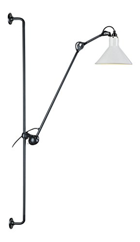 Amazon Com 214 Lampe Gras Wall Lamp Black White Bernard Albin