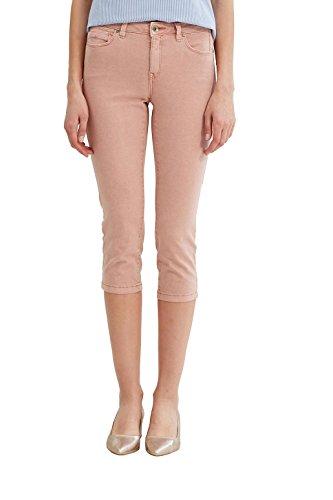 edc by Esprit 037cc1b046, Pantalones para Mujer Rosa (Old Pink)