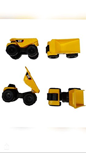 Mini Machine Caterpillar Construction Truck product image