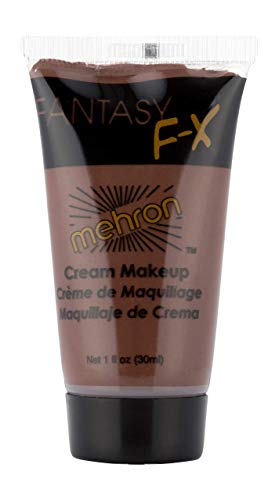 Mehron Makeup Fantasy F/X Water Based Face & Body Paint (1 Fl Oz) (WOLFMAN