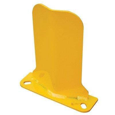 Vestil Low-Profile Rack Guard - 11 7/8in.H, 6 1/4in.W x 1in.D Usable Opening, Model# NPG6-12