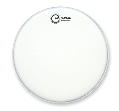 - Aquarian Drumheads TCPF18B Performance-2 Coated 18-inch Bass Drum Head