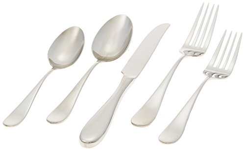 Reed & Barton Dalton 18/10 Stainless Steel 5-Piece Place Setting -