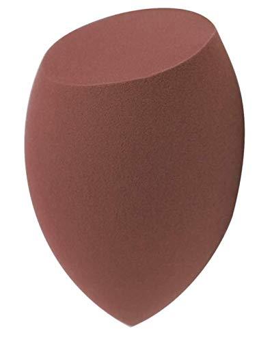 Maquillaje de Personalidad h/úmedo y seco Ladud LYFP20 Huevo de Esponja hidrof/ílico sin l/átex One Size Color de Piel Creativo,Forma biselada(Marr/ón) Womens
