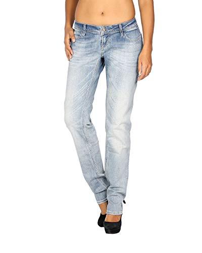 MELTIN'POT - Women's Jeans Monie/B - Skinny Fit - Blue, W30 / L32
