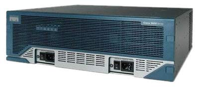 C3845-VSEC/K9 DUAL AC Power 3845 Voice Security Bundle,PVDM2-64,Adv IP ()