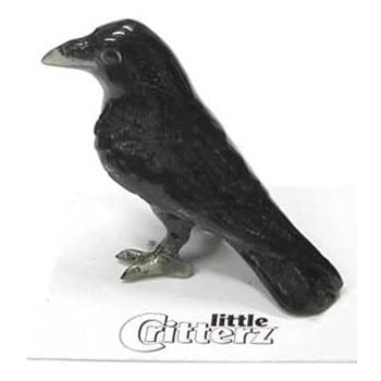 """Download Amazon.com: 3.1"""" Black Onyx Raven Hand Carved Decorative Crystal Crow Figurine Natural Mineral ..."""
