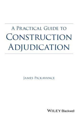 B.E.S.T A Practical Guide to Construction Adjudication<br />[T.X.T]
