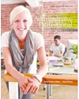 The administrative professional procedures and skills 3rd edition the admin professional 3ce mindtap pac 6 mth fandeluxe Images