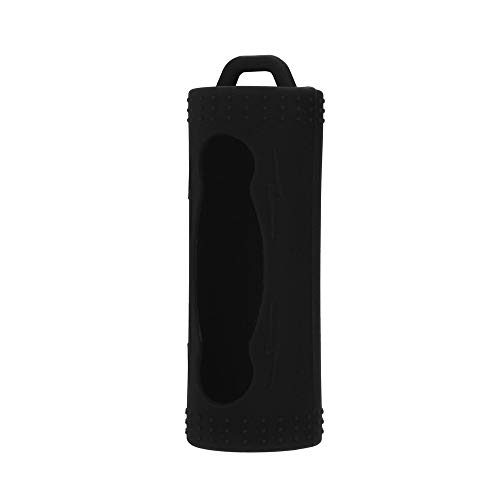 Mp4 Protective Pouch - MChoice❤️Silicone Sleeve Cover Case for 26550 Battery Protective Bag Pouch (Black)