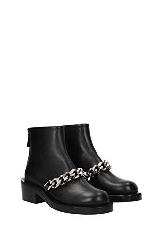Noir Cuir BE08198004 Bottines EU Givenchy Femme xpqXnBE