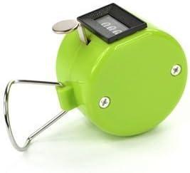 amyjazz Handheld contador de 4/d/ígitos pantalla para Lap//Deporte//entrenador//escuela//evento
