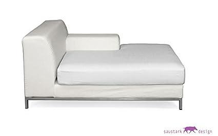 BIO-PURE blanco para asiento de IKEA tumbona con ...