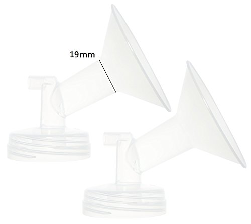 Nenesupply Compatible Flange for Spectra S2 Spectra S1 Spectra 9 Plus Breastpump. Made by Nenesupply. Not Original Spectra Pump Parts. Not Original Spectra S2 Accessories Replace Spectra Flange