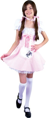 Child's Little Miss Muffet Costume (Large 10-12)