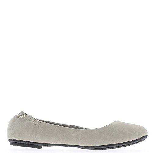 ChaussMoi - Zapatillas de sintético para mujer, Naranja, 38