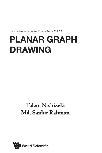 Planar Graph Drawing (Lecture Notes Series On Computing)