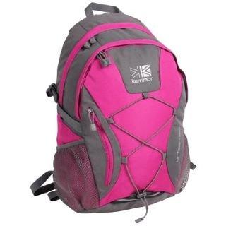 Karrimor Urban Rucksack Backpack Pink/Grey 30 Litre: Amazon.co.uk ...
