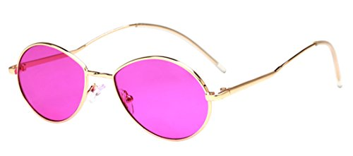 anti Polaroid ultraviolet unisexe de de mode rondes lunettes soleil JYR lunettes soleil lunettes HD marée Color9 7nAxP