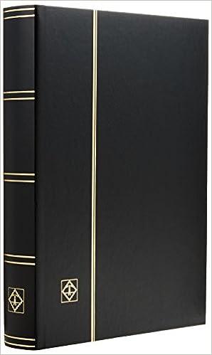 Classeur DINA A4, 64 pages noires, couverture non ouatinée