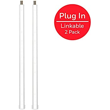 Amazon Com Honeywell 10in Linkable Led Bright Strips 4 Pack Low Voltage Lights Led Lighting