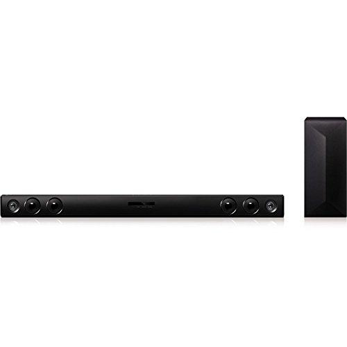LG LAS475/LAS475B/LAS475B 300W 2.1-Channel Soundbar System