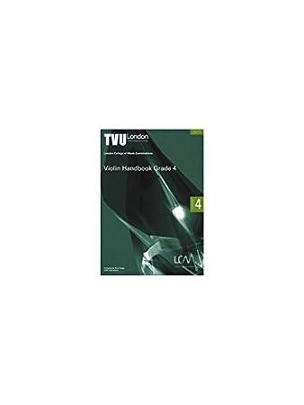Musical Instruments & Gear Lcm Violin Handbook Grade 4* Contemporary