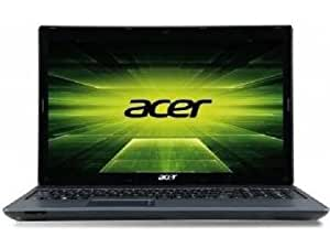"Acer Aspire AS5733Z-4477 Laptop Computer 15.6"" Screen (Windows 7 Home Premium, Intel Dual-Core, 320GB Hard Drive, 4GB RAM, .3 MP Webcam, Mesh Grey)"