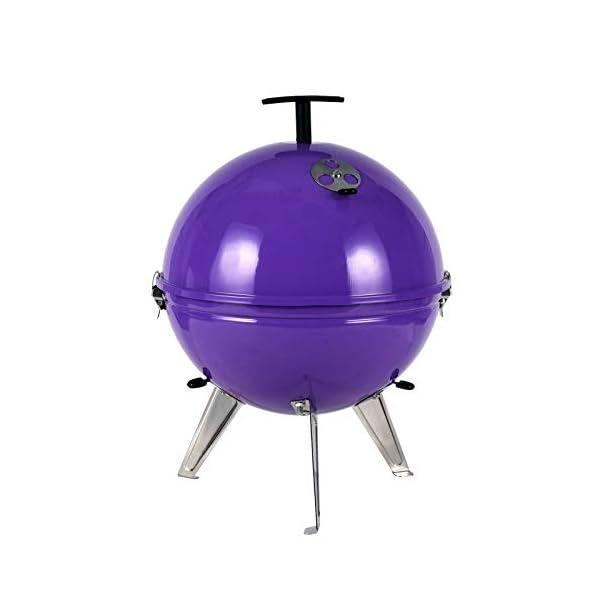 Tepro - Mini Barbecue a Sfera Crystal 1 spesavip