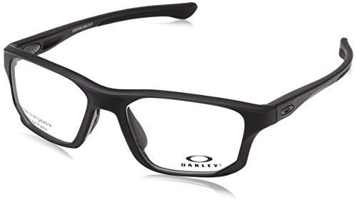 dd6710c564 Oakley CROSSLINK FIT OX8136M - 813601 EYEGLASSES SATIN BLACK 53MM