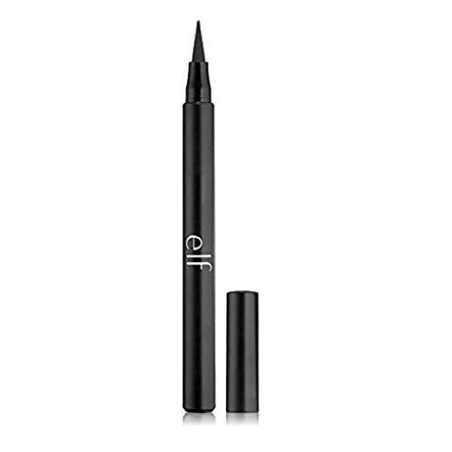 (6 Pack) e.l.f. Intense Ink Eyeliner Blackest Black
