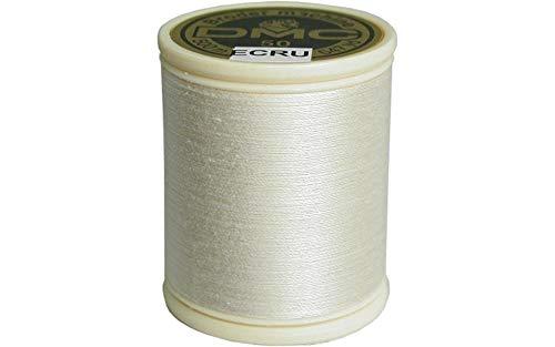 DMC 237A-50ECRU Cotton Embroidery Thread 50WT 547Yds ()