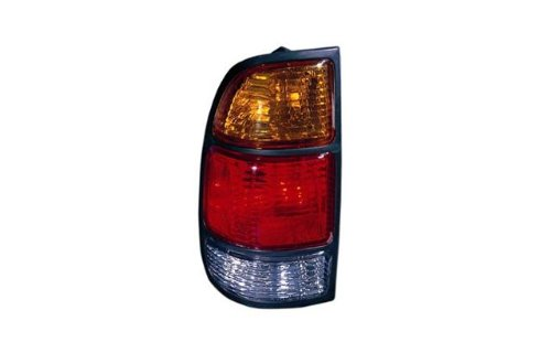 2000 00 Toyota Tundra Tail - 2000-2004 Toyota Tundra Replacement Driver Side Taillight Assembly