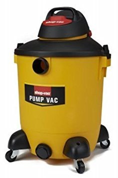 (SHOP VAC 5821400 Pro pump vacuum)