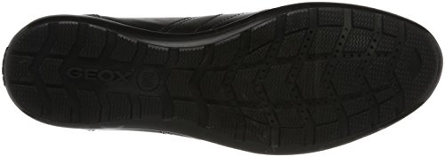 Geox Mens Symbol 19 Oxford Black