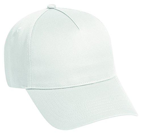 Otto Caps Cotton Twill Five Panel Low Profile Pro Style Caps